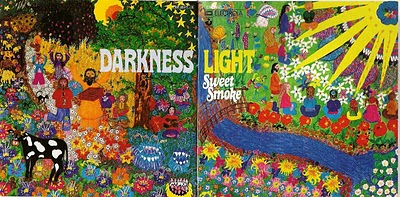 Darkness to Light front Cover